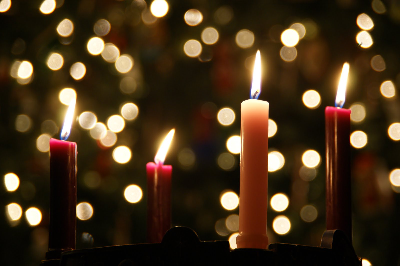 Advent, Announcement, Adoration